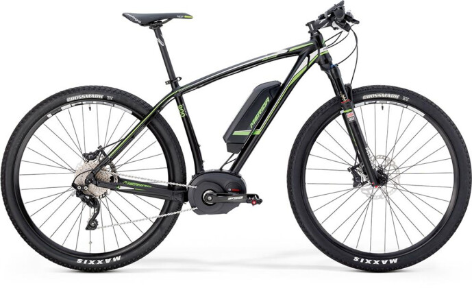 E-Bike Merida BIG.NINE E-LITE 950 2016