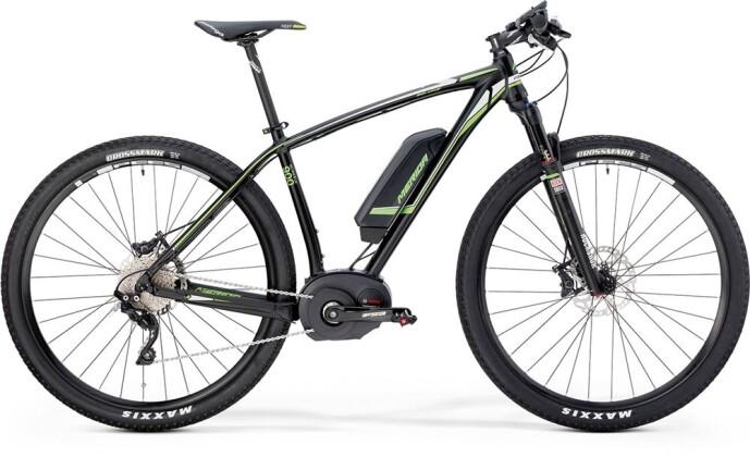 E-Bike Merida BIG.NINE E-LITE 950 DX 2016