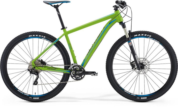 Mountainbike Merida BIG.NINE XT-EDITION 2016