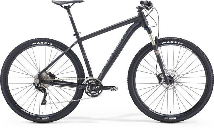 Mountainbike Merida BIG.NINE XT-EDITION 2016