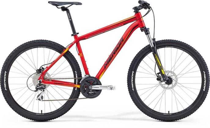 Mountainbike Merida BIG.SEVEN 20-D 2016