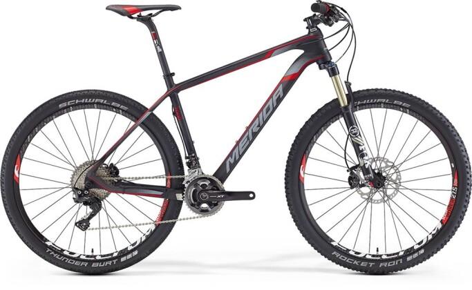 Mountainbike Merida BIG.SEVEN 7000 2016