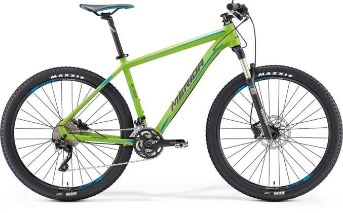 Mountainbike Merida BIG.SEVEN XT-EDITION 2016