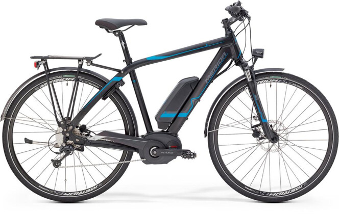 E-Bike Merida E-SPRESSO SPORT / TOUR 510 DX 2016