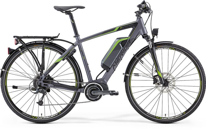 E-Bike Merida eSPRESSO SPORT / TOUR 600 EQ 2016