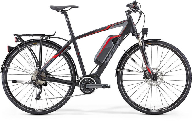 E-Bike Merida eSPRESSO SPORT / TOUR 900 EQ 2016