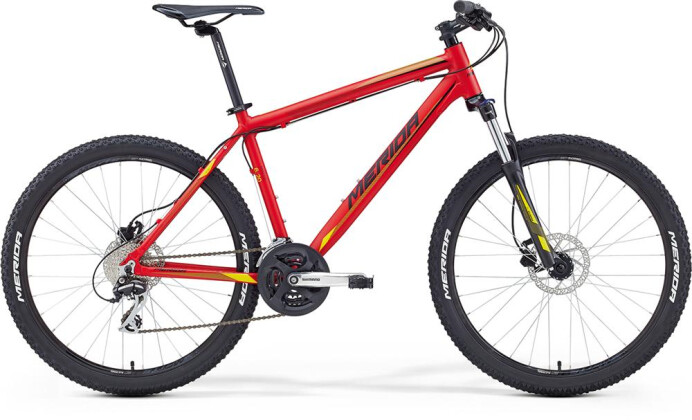 Mountainbike Merida MATTS 6. 20-D 2016
