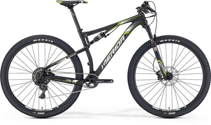Mountainbike Merida NINETY-SIX 6000 2016