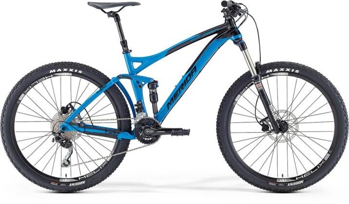 Mountainbike Merida ONE-FORTY 7. 500 2016