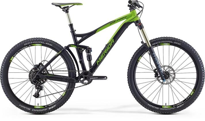 Mountainbike Merida ONE-FORTY 7. 600 2016