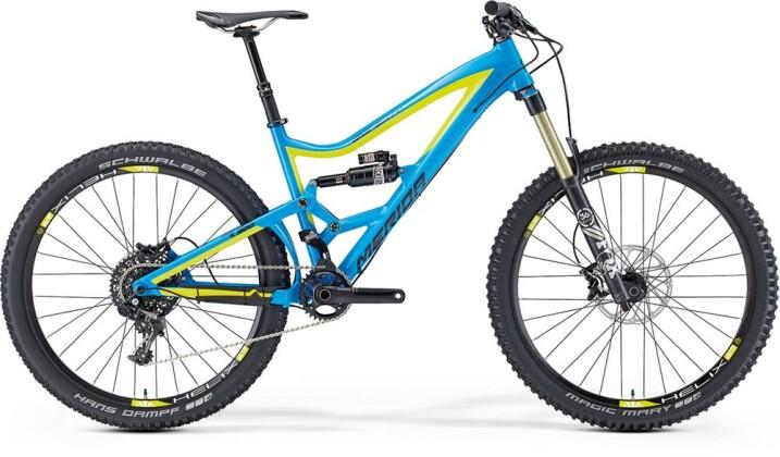 Mountainbike Merida ONE-SIXTY 7. 900 2016