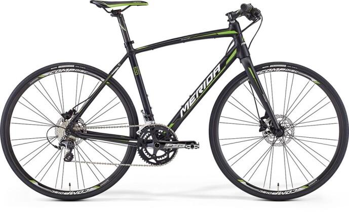 Crossbike Merida SPEEDER 500 2016