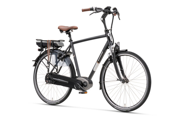 E-Bike Batavus Milano Ego NuVinci 2016