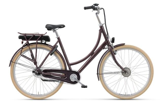 E-Bike Batavus Diva Ego 2016