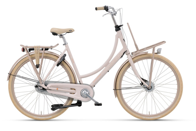 Citybike Batavus Diva Plus 2016