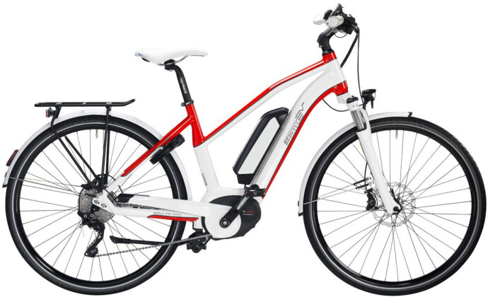E-Bike EBIKE Z003 Capri Bosch Performance 2016