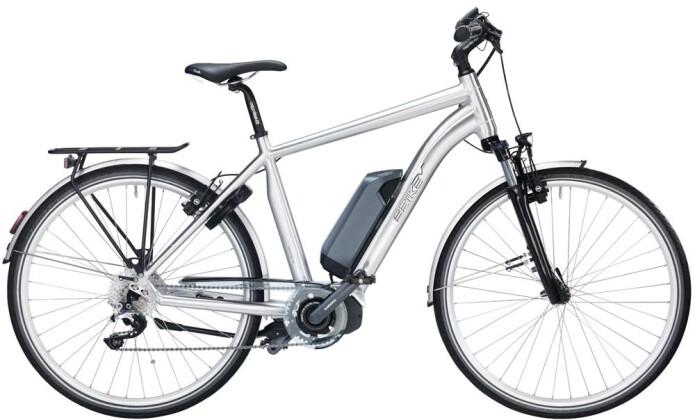 E-Bike EBIKE S003 Silberpfeil Bosch Performance 2016