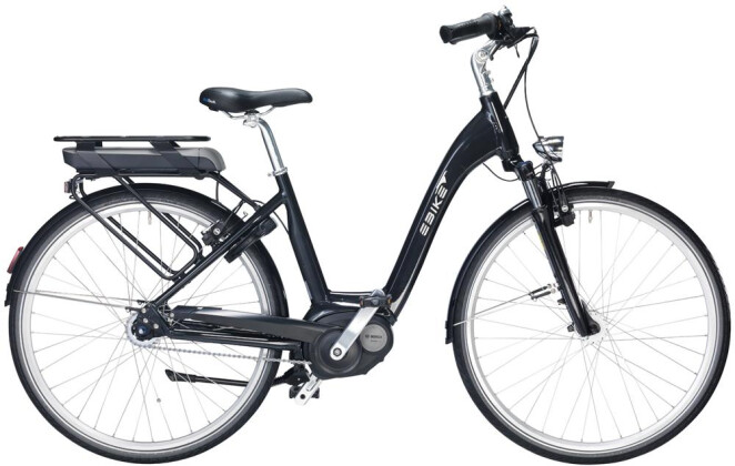 E-Bike EBIKE C005 Penny Lane Bosch Freilauf 2016
