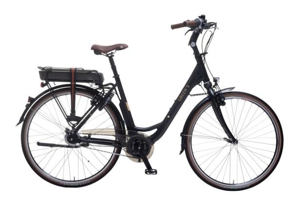 E-Bike Green's Bexhill 2016