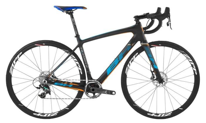 Rennrad BH Bikes QUARTZ DISC  FORCE 2016