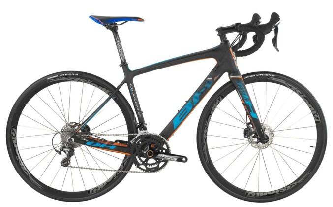 Rennrad BH Bikes QUARTZ DISC ULTEGRA MIX 2016