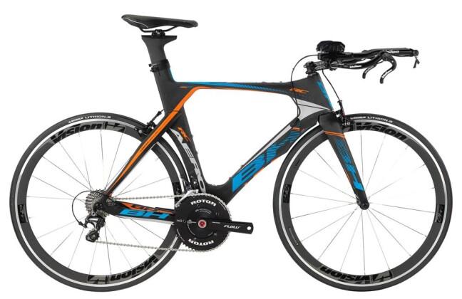 Rennrad BH Bikes AEROLIGHT RC ULTEGRA 2016