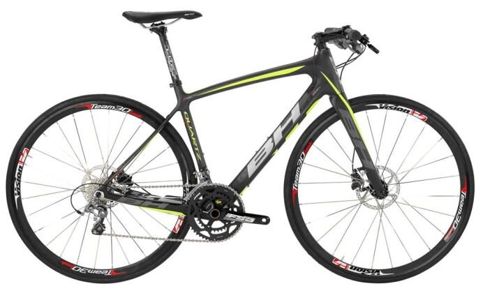 Rennrad BH Bikes QUART DISC 105 22Sp 2016