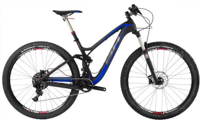 "Mountainbike BH Bikes LYNX 4.8 CARBON 29"" 9.5 2016"