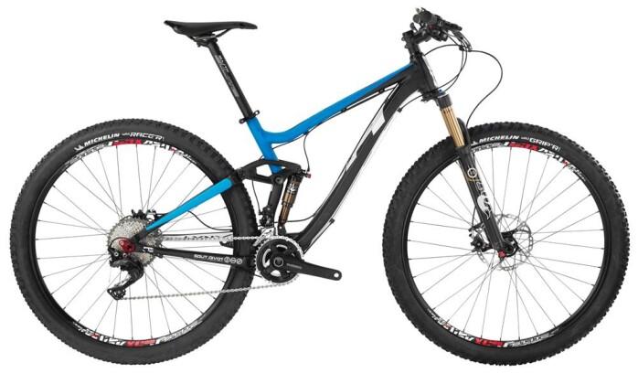"Mountainbike BH Bikes LYNX 4.8 ALU 29"" 7.9 2016"