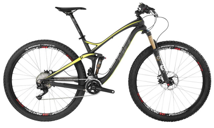 "Mountainbike BH Bikes LYNX 4.8 CARBON 27,5"" 9.7 2016"