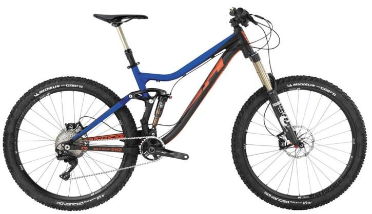 Mountainbike BH Bikes LYNX 6 ALU 7.9 2016