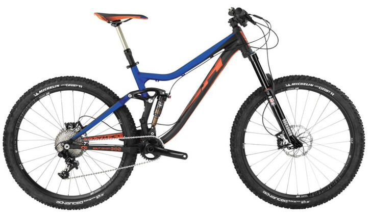 Mountainbike BH Bikes LYNX 6 ALU 7.7 2016