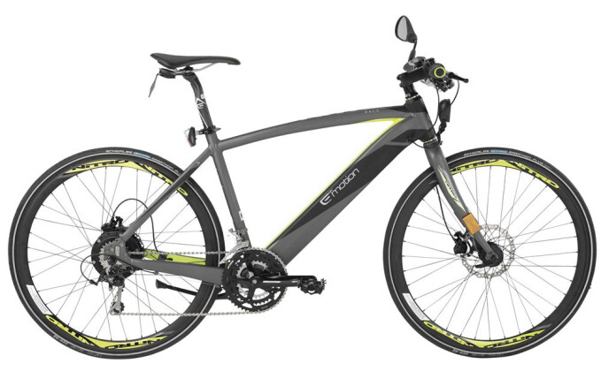 E-Bike BH Bikes NITRO RACE 2016
