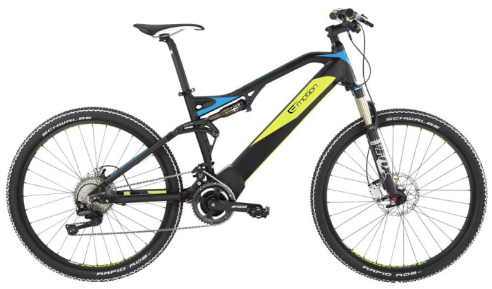 "E-Bike BH Bikes REVO SCAPE 27,5"" 2016"