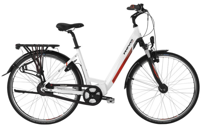E-Bike BH Bikes REVO DIAMOND WAVE PRO 2016