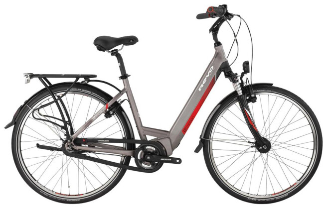 E-Bike BH Bikes REVO DIAMOND WAVE 2016