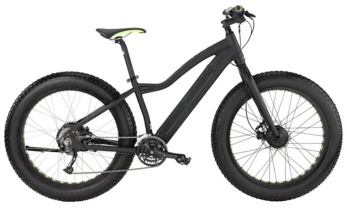 E-Bike BH Bikes EVO BIG FOOT PRO 2016