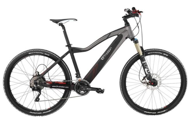 """E-Bike BH Bikes EVO 27,5"""" PRO 2016"""