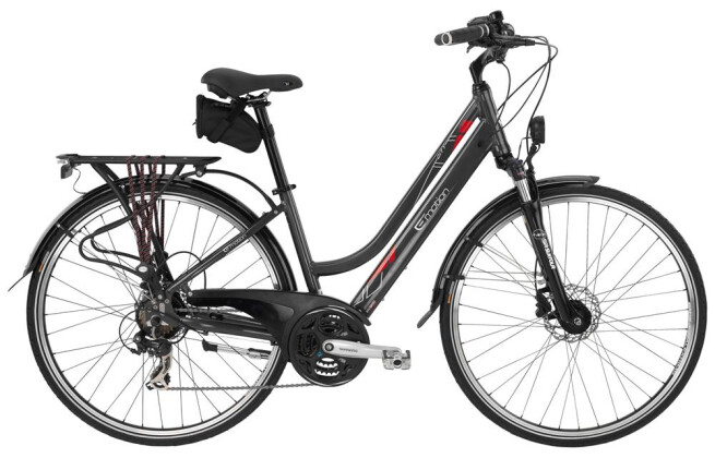 E-Bike BH Bikes EASYGO CITY WAVE 2016