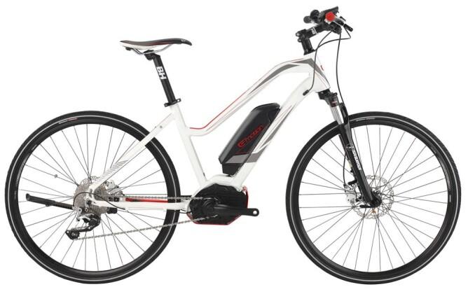 E-Bike BH Bikes XENION JET PRO 2016