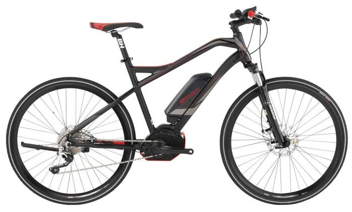 E-Bike BH Bikes XENION CROSS PRO 2016
