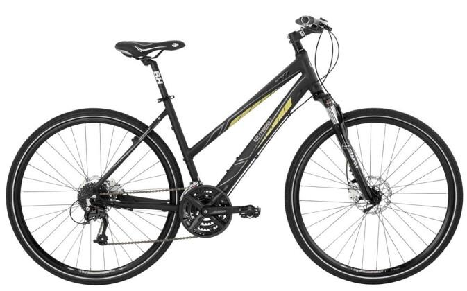 Crossbike BH Bikes SILVERTIP MIX PRO 2016
