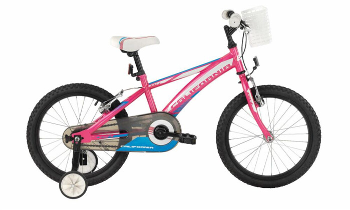 "Kinder / Jugend BH Bikes BH CALIFORNIA 18"" 2016"