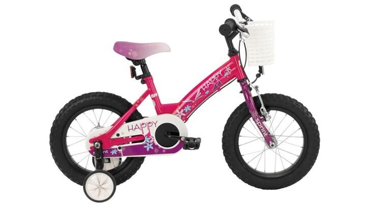 Kinder / Jugend BH Bikes BH HAPPY 2016