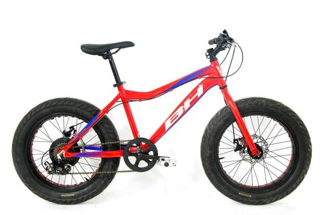 Kinder / Jugend BH Bikes BH BIG BUD 2016