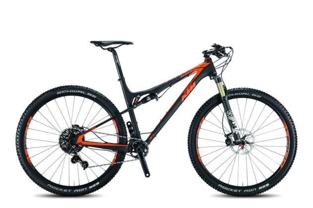 "Mountainbike KTM Scarp Carbon 29"" 2016"