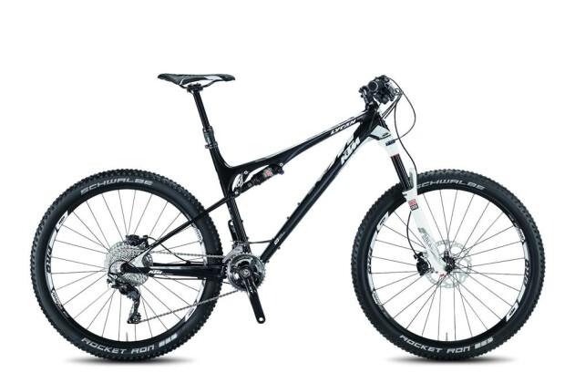 "Mountainbike KTM Lycan 27"" Carbon 2016"