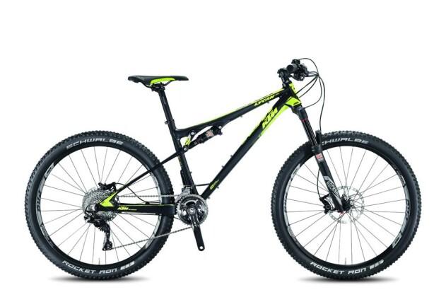 "Mountainbike KTM Bikes Lycan 27"" Alu 2016"