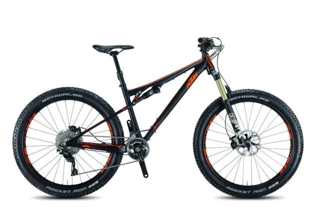 "Mountainbike KTM Bikes Kapoho 27.5+"" 2016"