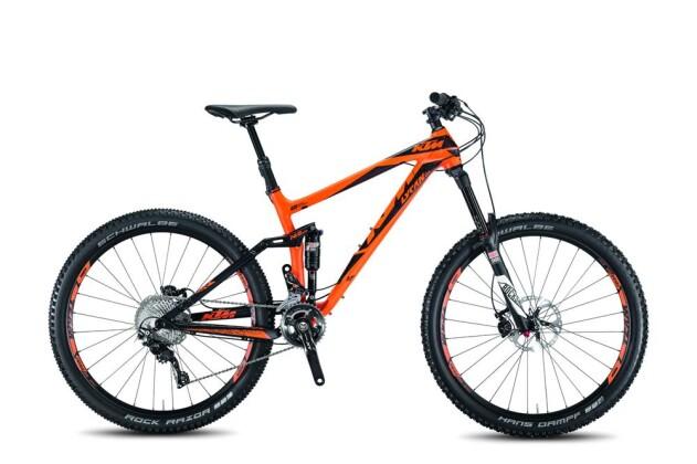 "Mountainbike KTM Bikes Lycan LT Alu 27.5"" 2016"